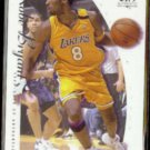 KOBE BRYANT 1999 Upper Deck SP Authentic #38.  LAKERS