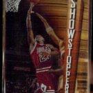 MICHAEL JORDAN 1997 Topps Finest Showstoppers #271.  BULLS