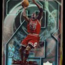 MICHAEL JORDAN 1999 Upper Deck Higher Power Insert #MJ12.  BULLS
