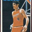 JERRY SLOAN 1975 Topps #9.  CHICAGO BULLS