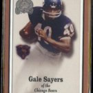 GALE SAYERS 2000 Fleer Greats #64.  BEARS