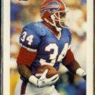 THURMAN THOMAS 1992 Bowman #410.  BILLS