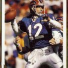 JIM KELLY 1993 Topps GOLD Insert #170.  BILLS