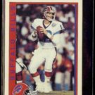 JIM KELLY 199? Chris Martin Pro Mags Card No#.  BILLS