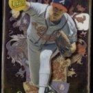 GREG MADDUX 1996 Ultra Gold Medallion Season Crowns Insert #5 of 10.  BRAVES