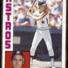 DICKIE THON 1984 Topps #692.  ASTROS