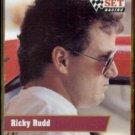 RICKY RUDD 1991 Pro Set #128.  WINSTON CUP