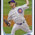 TRAVIS WOOD 2013 Topps #391.  CUBS