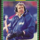 BILL PARCELLS 1989 Pro Set #293.  GIANTS