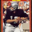 KEN STABLER 1989 Pro Set Announcer #18.  HOF