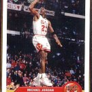 MICHAEL JORDAN 1992 Upper Deck McDonald's Insert #P5.  BULLS