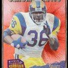 JEROME BETTIS 1994 Select Canton Bound Foil Insert #CB9.  RAMS