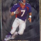 JOHN ELWAY 1998 Fleer Brilliants #1.  BRONCOS