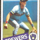 ROBIN YOUNT 1985 Topps #340.  BREWERS
