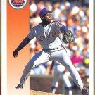 ANTHONY YOUNG 1992 Score #756.  NY METS