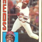 DAVE PARKER 1984 Topps Traded #90T.  REDS