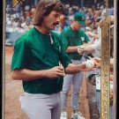 DENNIS ECKERSLEY 1996 Topps Gallery The Masters #176.  A's