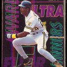 BARRY BONDS 1993 Ultra MVP Award Insert #24.  PIRATES