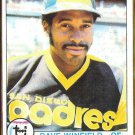 DAVE WINFIELD 1979 Topps #30.  PADRES