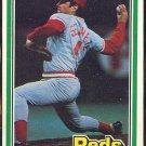 TOM SEAVER 1981 Donruss #425.  REDS