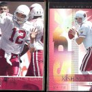 JOSH McCOWN 2003 Upper Deck #152 + 2004 UD SPX #3.  CARDS