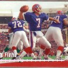 DOUG FLUTIE 1999 Stadium Club #30.  BILLS