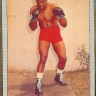 SONNY LISTON 1991 AW Sports Hall of Fame #102.  (50-4) 39 KO's