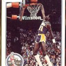 MICHAEL COOPER 1984 Star #2.  LAKERS