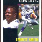 EMMITT SMITH 1991 Pinnacle #42.  COWBOYS