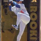 HIDEO NOMO 1995 Pinnacle Zenith Rookie #149.  DODGERS