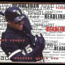FRANK THOMAS 1996 Fleer Headliner Insert #19 of 20.  WHITE SOX