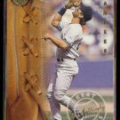 DON MATTINGLY 1995 Leaf Great Gloves Insert #10 of 16.  YANKEES