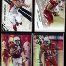 LARRY FITZGERALD (4) Card Lot (2010 - 2012)  CARDS