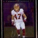 CHRIS COOLEY 2007 Topps Chrome Signature #TC144   REDSKINS