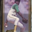 VIDA BLUE 1992 Action Packed #44.   A's
