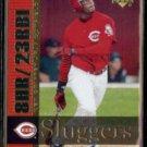 KEN GRIFFEY Jr. 2003 UD Superior Sluggers Insert #S4.  REDS