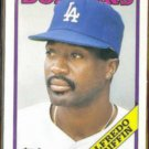 ALFREDO GRIFFIN 1988 Topps Traded #43T.  DODGERS