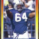 MOHAMMED ELEWONIBI 1990 Score Rookie #303.  BRIGHAM YOUNG