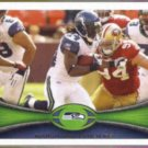 MARSHAWN LYNCH 2012 Topps #372.  SEAHAWKS