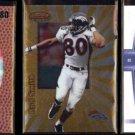 ROD SMITH (3) Card Lot (1998 + 2004).  BRONCOS