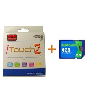 Itouch2 DSi Compatible for NDS/NDSL/Dsi with 4G TF
