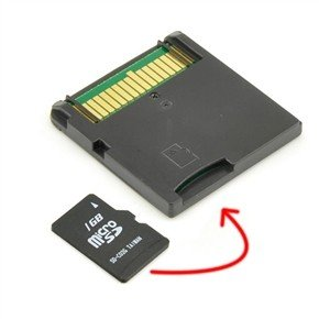 N5 Revelution for NDS/NDSL with 2G TF Card
