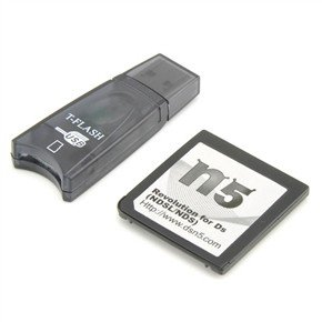 N5 Compatible for NDS/NDSL/Dsi with 4G TF Card