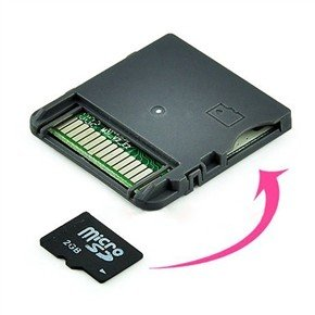 M3i Zero Sakura card for DSI/DSL/DS with 8G TF