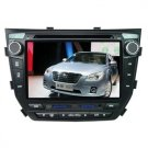 "7"" HD Digital Touch Screen 2 Din Car DVD Player with GPS DVB-T for BESTURN-B50"