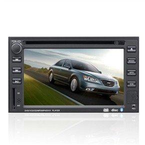 "6.2"" HD Digital Car DVD Player with GPS DVB-T for Hyundai Sonata/Elantra/Santafe/Tucson"
