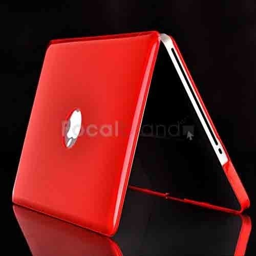RED Crystal Hard Case Cover for  Macbook PRO 15""