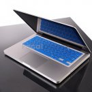 Blue keyboard cover skin for macbook air 11.6""
