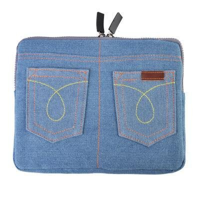 Denim Jeans Case Cover For iPad 2 iPad 1