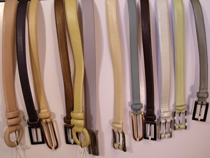 WOMEN TROUSER BELTS